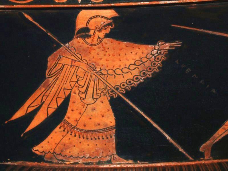 athene gudinde disney